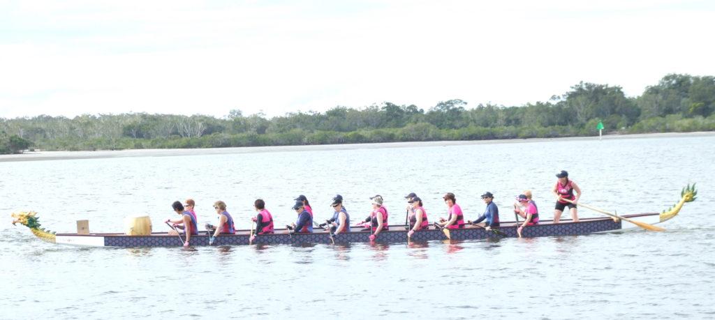 tin-can-bay-regatta-2008-dragon-boat-racing-club-breast-cancer-survivors