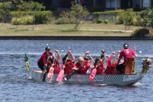 dragon boating australia