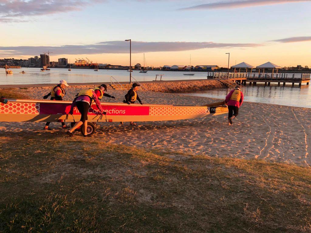 dragon-boat-paddling-brisbane-get-fit-after-breast-cancer